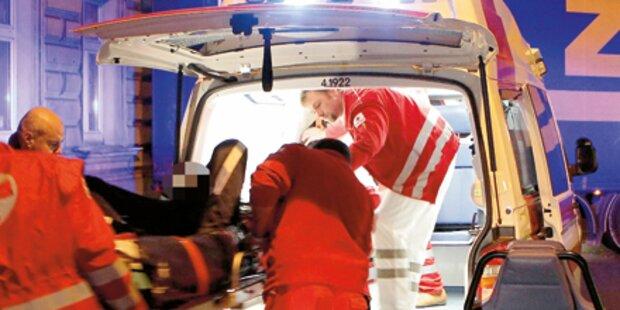 Tirolerin stirbt beim Gassi-Gehen