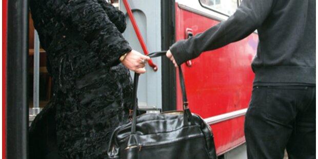 Krankenpfleger stoppte Handtaschenräuber