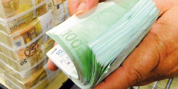 Politiker über Banker-Gagen empört