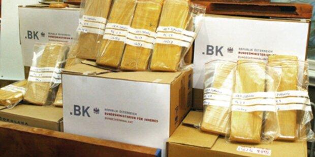 Kokain aus Justizlager in Bordellen verkauft
