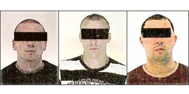 BMW-Bande nach 39 Coups gefasst