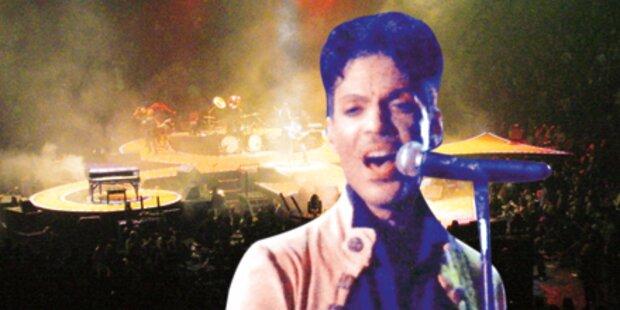 Prince: Funk-Rock im Pyjama