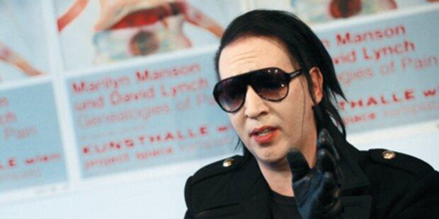 Manson schockt die TV-Helden