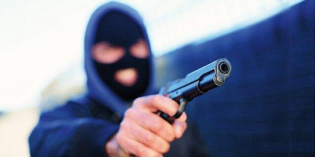 Juwelier von zwei Pistoleros überfallen