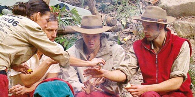 Jay fliegt im Dschungel-Camp raus