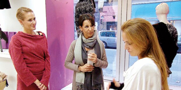 Promi-Friseurin hilft aus Existenz-Krise