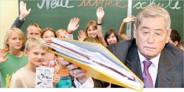 Schule: Das Androsch-Begehren