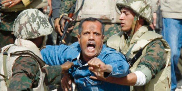 Jetzt explodiert Gewalt in Kairo