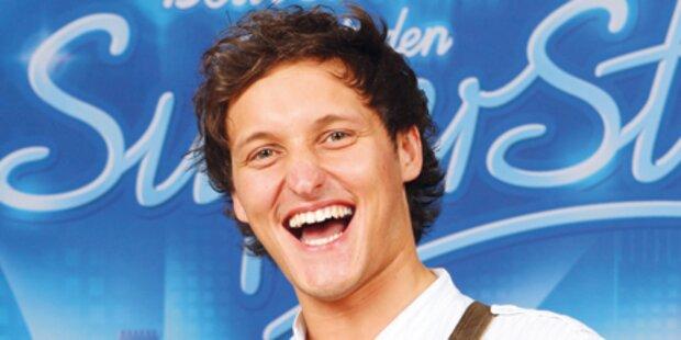 DSDS: Marco aus Graz ist in Top 15
