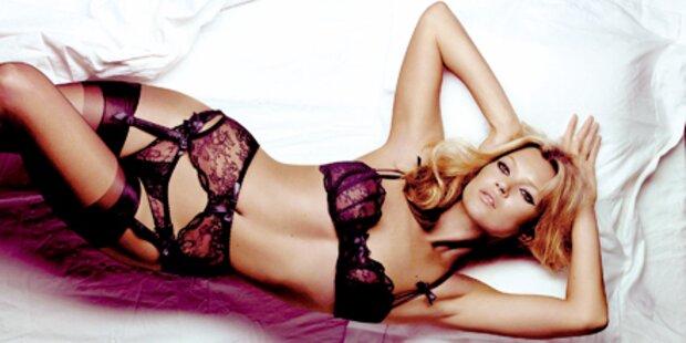 Kate Moss: Strip vor Hochzeit
