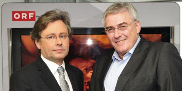 Wechselt ORF-Strobl nun zu Mateschitz-TV?
