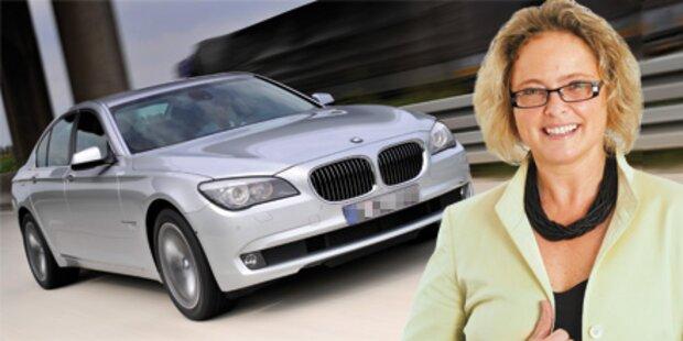 Rabatt-BMW für 7 Minister