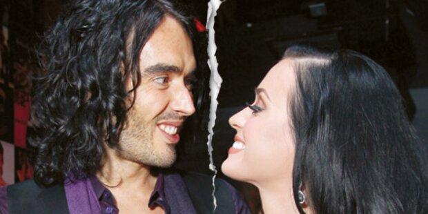 Katy Perry: Ehekrise nach 111 Tagen