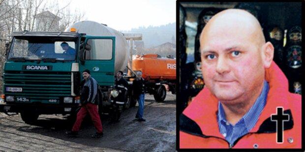 Explosion bei Biogasanlage: Arbeiter tot