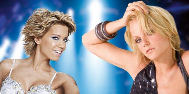 Dancing Queens: Sylvie gegen Mirjam