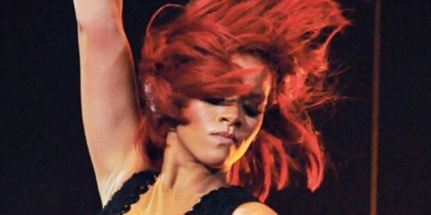 Rihanna rockt Brit-Awards