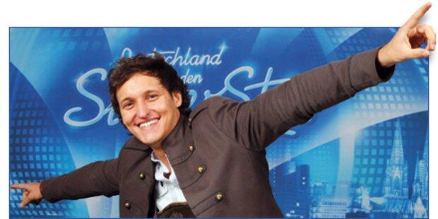 Marco heute in 1. Bohlen-Liveshow
