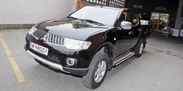 Schöner laden mit Mitsubishi