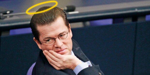 Uni entzieht Guttenberg den Doktor-Titel