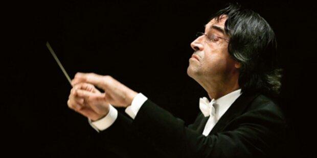 Maestro Muti hat sich schnell erholt