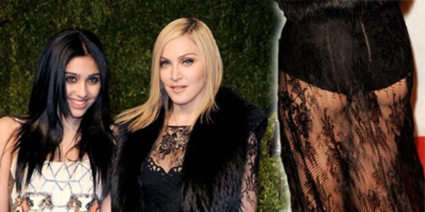 Po(p)-Oscar für Madonna