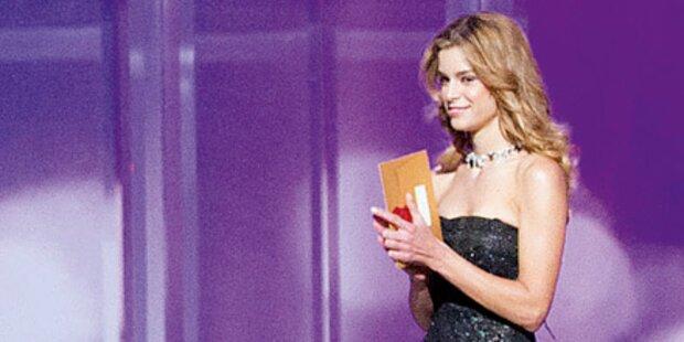 Österreicherin übergab sechs Oscars