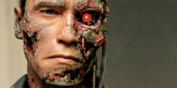 Arnie-Action in neuen
