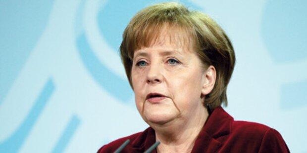 Obama verleiht Merkel Freiheitsmedaille