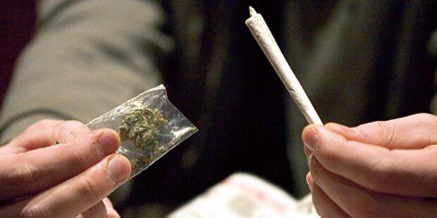 Studenten rauchen eher Marihuana als Tabak