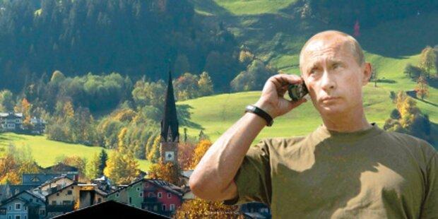 Kitz: Ein Bauernhaus für Wladimir Putin