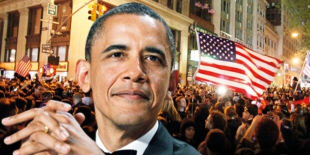 Es ist fix! Obama bleibt Präsident!