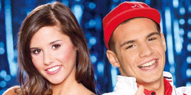 Sarah vs. Pietro: Wer wird Superstar?