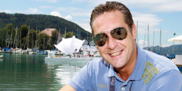 H.C. Strache: Italien statt Totenrede