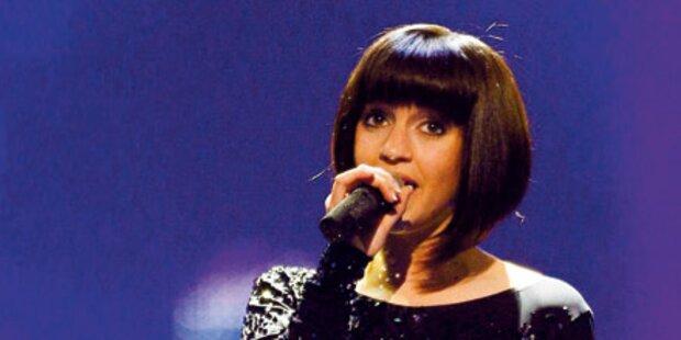 Nadine: Song Contest-Auftritt ohne Liebe