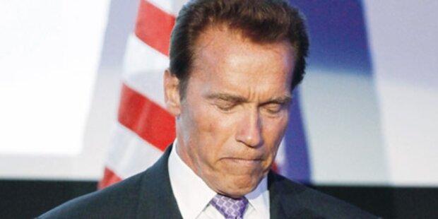 Arnold Schwarzenegger kämpft um Ehe