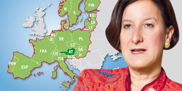 Dänemark: 1.EU-Land schließt Grenzen
