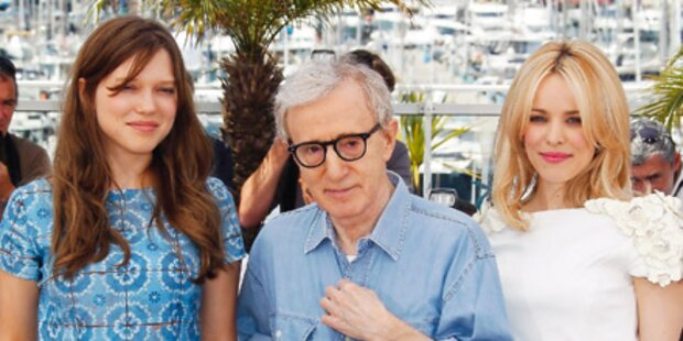 Cannes: Woodys wunderbare Zeitreise