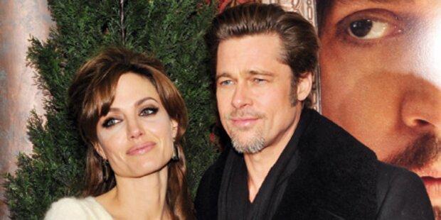 Angelina Jolie: Bald Brad Pitts Braut?