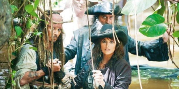 Depp & Cruz: Warten auf die Piraten