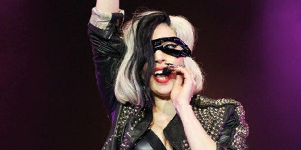 Silvester: Lady Gaga singt am Times Square