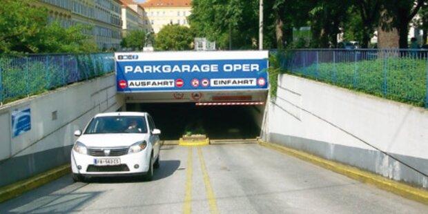 Graz hat die teuerste Garage der Welt
