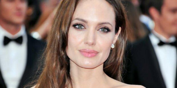 Schöne Jolie: Hat sie nachgeholfen?