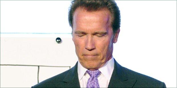 Schwarzenegger: Seine Sex-Akte
