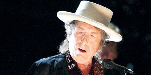 Bob Dylan in Salzburgarena