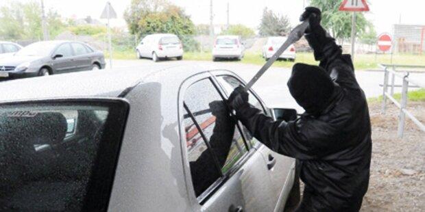 Rekord-Autoknacker geschnappt