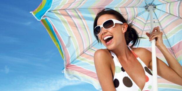 Das hilft gegen Sonnenallergie