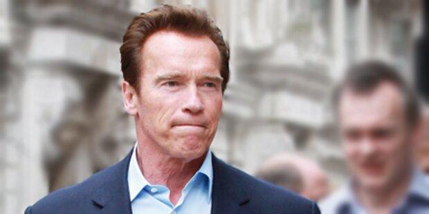 Arnie: Sein Baby aus Österreich