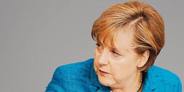 Merkel wirbt für deutschen Atomausstieg