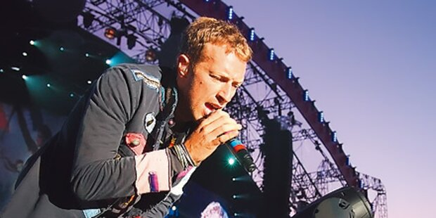Coldplay: Revival-Tour und neuer Hit