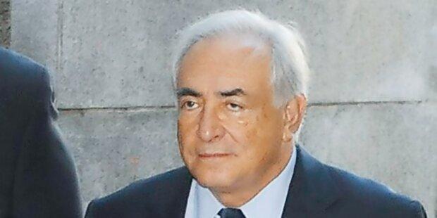 Dominique Strauss-Kahn streitet alles ab
